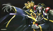 Blu-Ray Ainz Ooal Gown