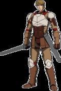 Warrior Troop Sub Leader 01