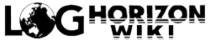 Log Horizon Wiki-wordmark