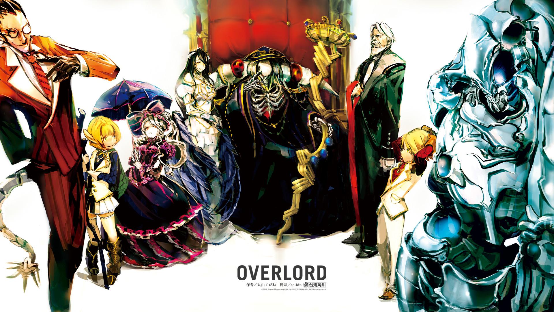 Overlord Wallpaper Jpg