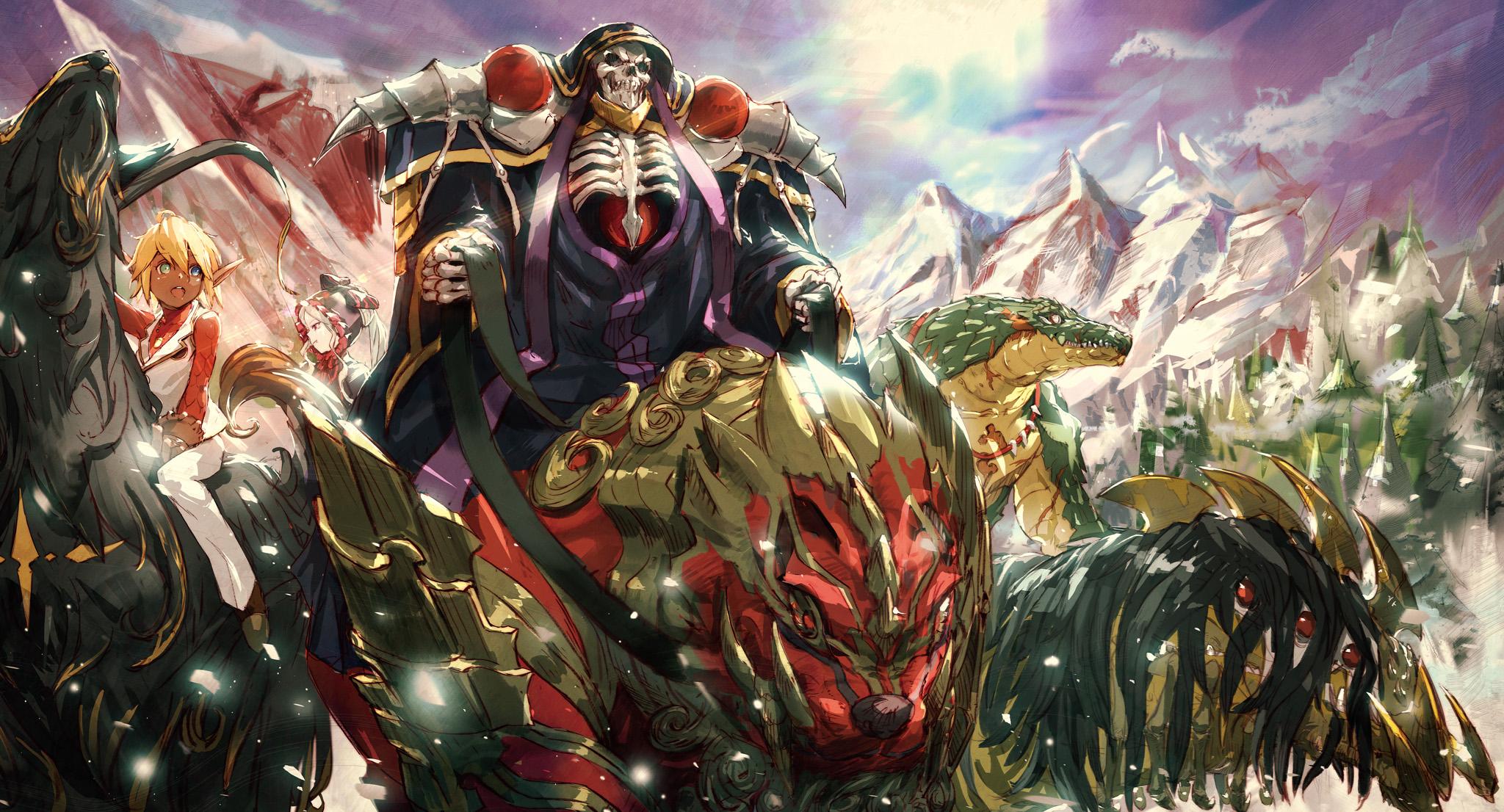 Sorcerer Kingdom | Overlord Wiki | FANDOM powered by Wikia