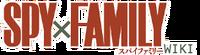 Spy x Family Wiki-wordmark