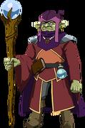 Goblin Magic Bombardment Anime Profile