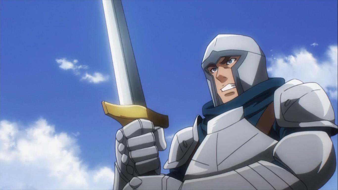 Knight alive