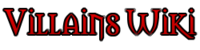 Villains Wiki-wordmark