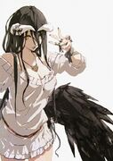 So-Bin illustration of Albedo