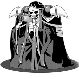 Overlord The Undead Oh! Ainz