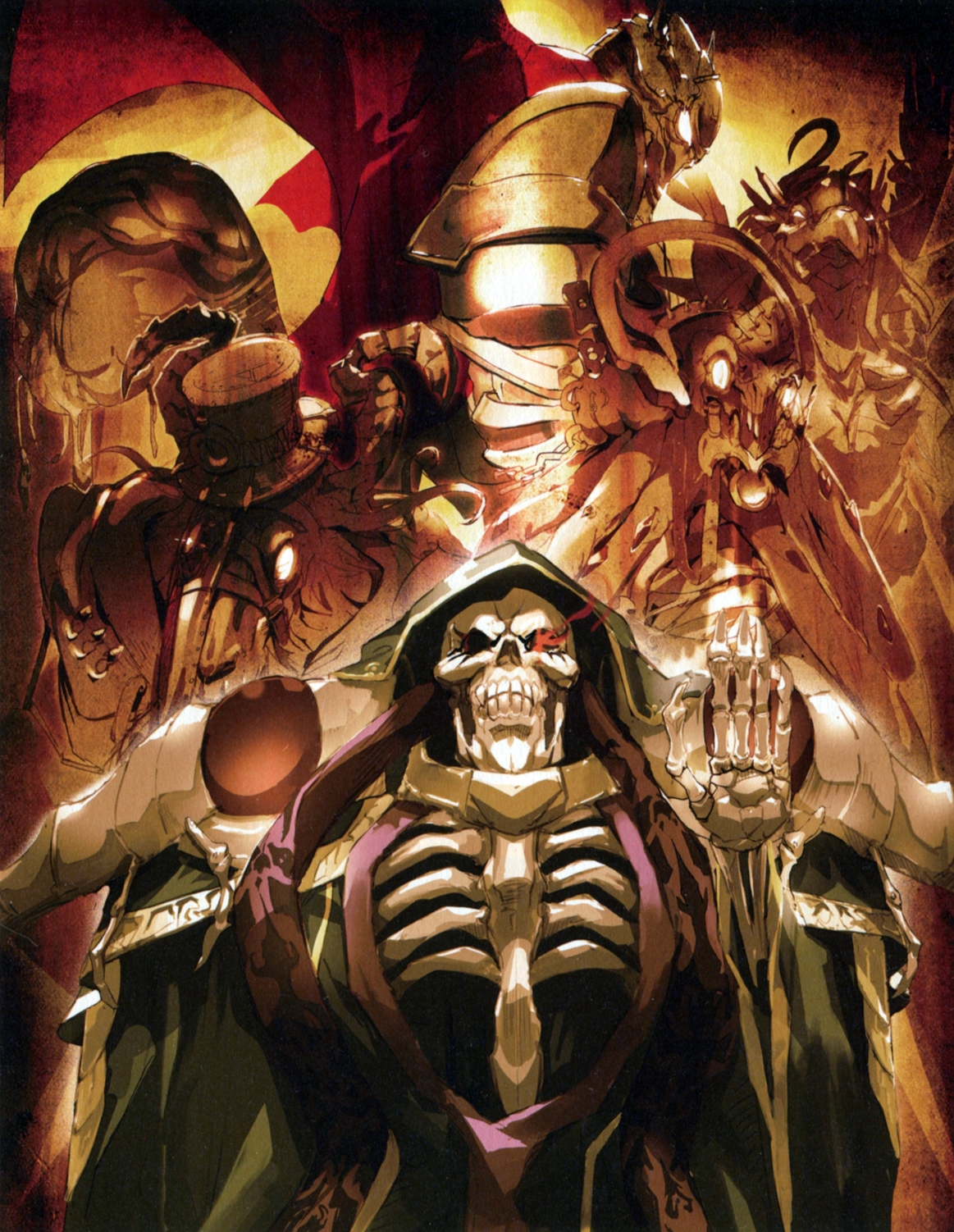 Ainz Ooal Gown (Guild) | Overlord Wiki | FANDOM powered by Wikia
