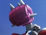 Female Sensei's Iron Fist of Wrath