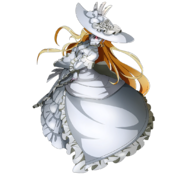 Shalltear (Masked White Lady)