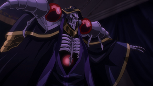 overlord iii episode 01 overlord wiki fandom powered by wikia