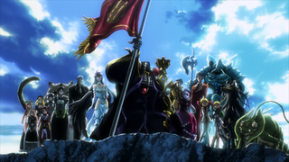 Overlord Characters