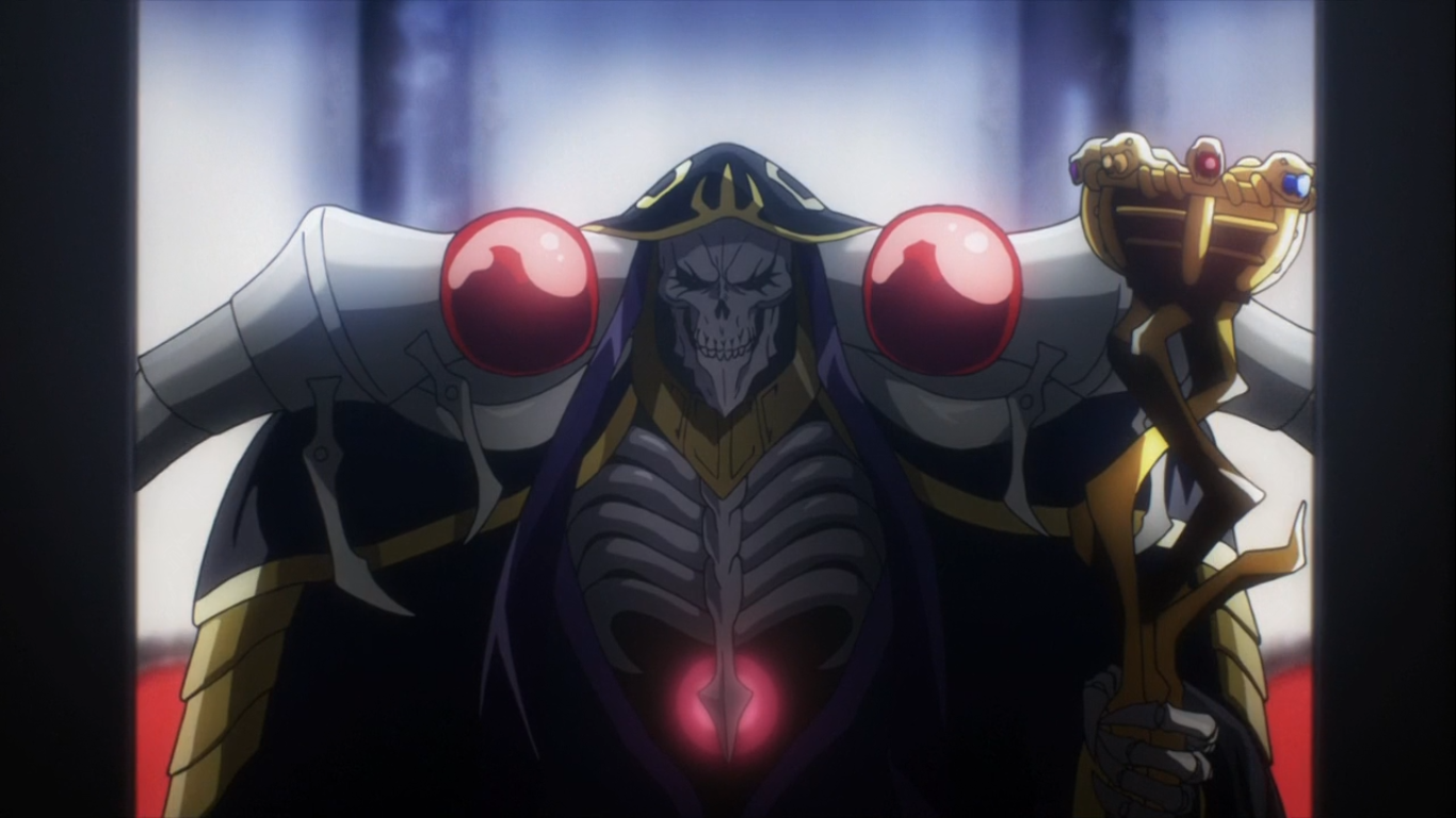 Overlord Episode 01 | Overlord Wiki | FANDOM powered by Wikia