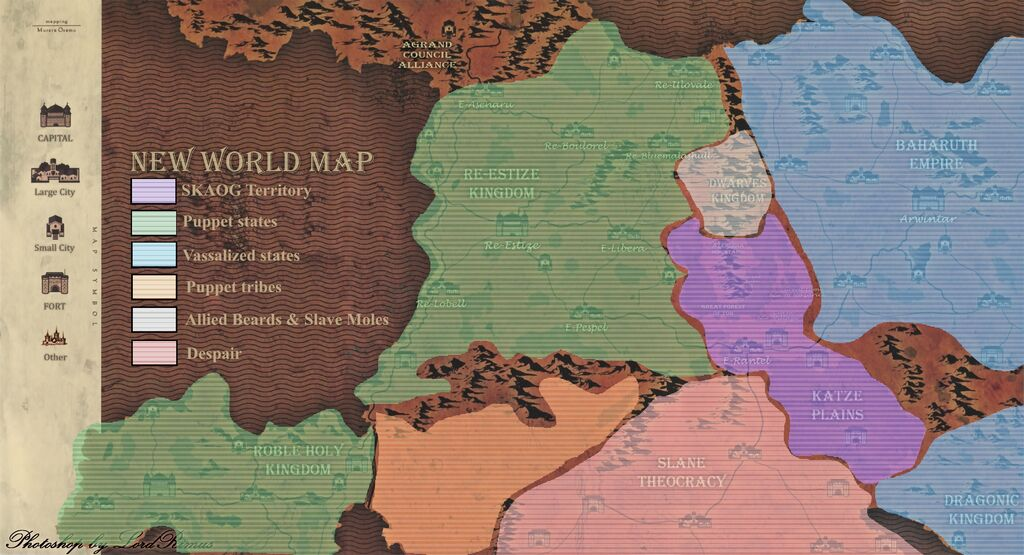 Image Overlord New World Map Mark Territoriesjpg Overlord Wiki