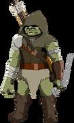 Goblin Longbowman Anime Profile