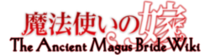 The Ancient Magus Bride Wiki-wordmark