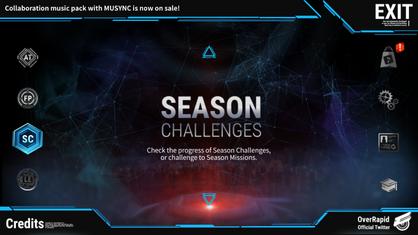 Season Challenges