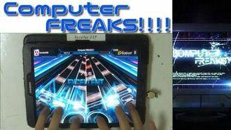 【OverRapid】Computer FREAKS!!!! (PROFESSIONAL) rank.MAXX