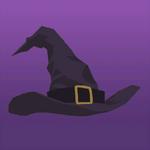 Ikona kapelusz wiedźmy