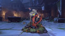 Torbjörn pozy nagrobek