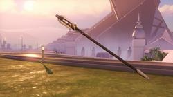 Łaska broń (kaduceusz)