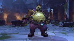 Wieprzu potwór Złomensteina