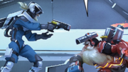 Torbjörn and Sven fight