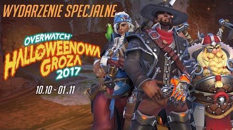 Halloweenowa Groza 2017 nawiedza Overwatch (PL)