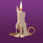 Ikona świeczka