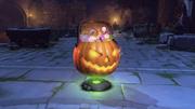 Skrzynka z łupami Halloweenowa Groza