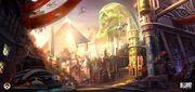 Anubis concept art