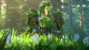 Bastion meets the world