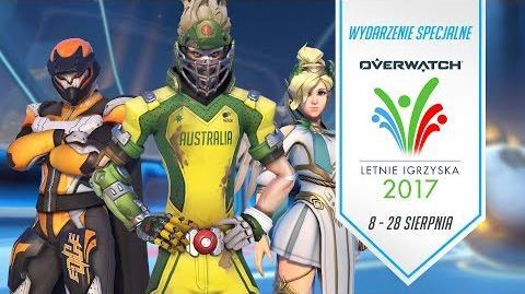 Letnie igrzyska 2017 – Overwatch (napisy PL)