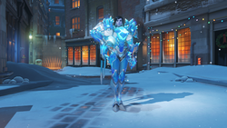 Fara królowa lodu
