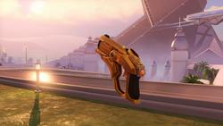 Łaska złota broń (blaster)