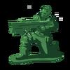 Żołnierz-76 graffiti Żołnierzyk-76