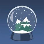 Ikona kula śnieżna