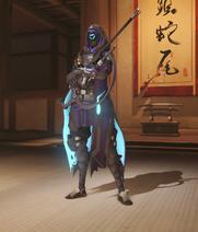 Ana-skin-shrike