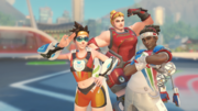 Summer Games 2018 Menu