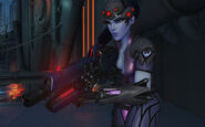 Widowmaker Overwatch 003