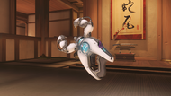 Symmetra hyacinth photonprojector