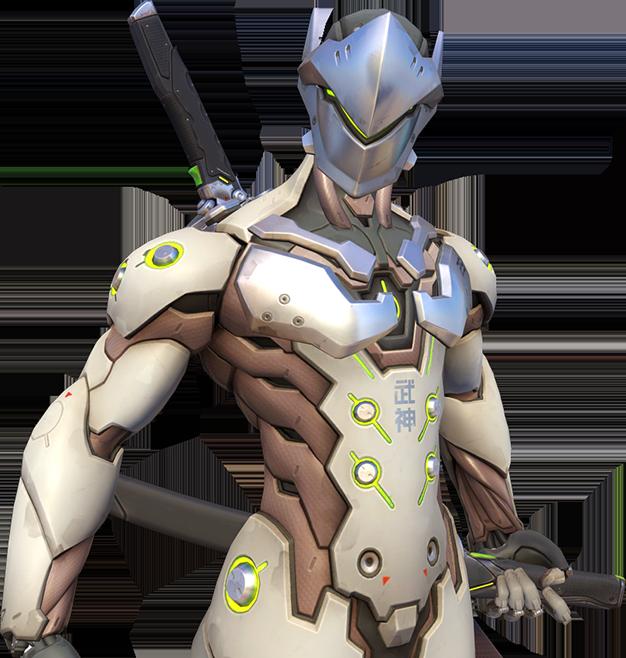 Genji   Overwatch Wiki   FANDOM powered by Wikia