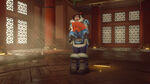 Mei - Lucky! - Victory pose