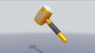 SurfnSplash Forge Hammer (Golden)