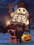 Torbjorn Spray - Trick Or Treat