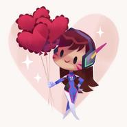 DVa - Valentine