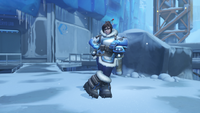 Mei victorypose casual