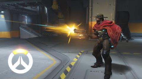 Overwatch McCree Gameplay-Vorschau (DE)