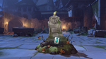 Bastion halloweenterror victorypose rip
