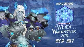 Overwatch Seasonal Event Winter Wonderland 2019